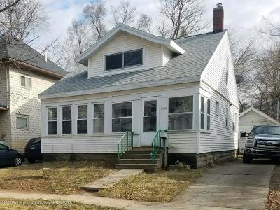 Lansing Single Family Home For Sale: 1406 Eureka Street