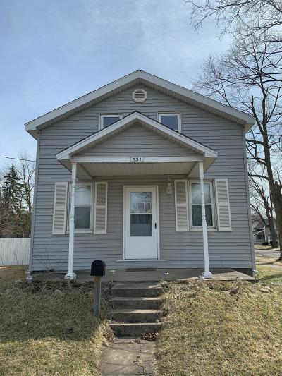 Charlotte Single Family Home For Sale: 531 S Cochran Avenue