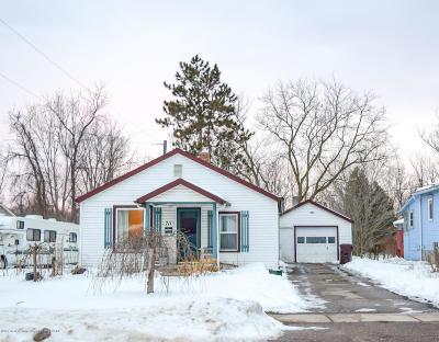 Williamston Single Family Home For Sale: 711 N Putnam Street