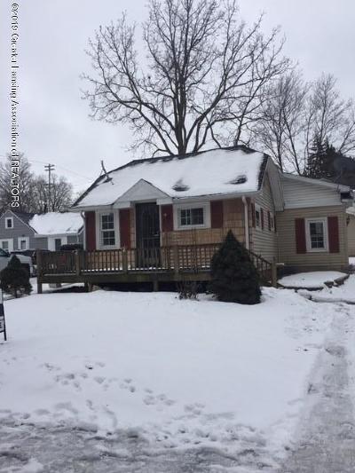 Lansing Single Family Home For Sale: 534 Irvington Avenue