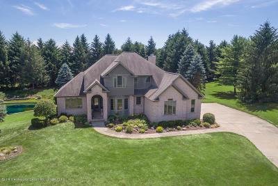 Okemos Single Family Home For Sale: 105 Samuel Oaks Drive
