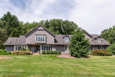 Okemos Single Family Home For Sale: 4855 Buttercup Lane