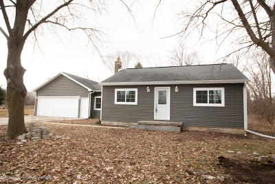 Holt Single Family Home For Sale: 1425 N Onondaga Road