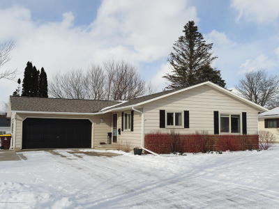 Portland MI Single Family Home Sold: $169,900