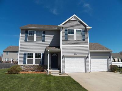 Lansing Single Family Home For Sale: 7708 Taragreen Drive