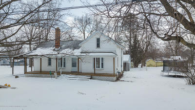 Grand Ledge Single Family Home For Sale: 466 Booth