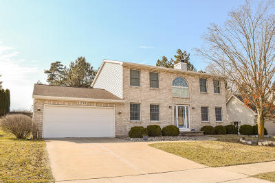 Grand Ledge Single Family Home For Sale: 11795 Shady Pines Drive