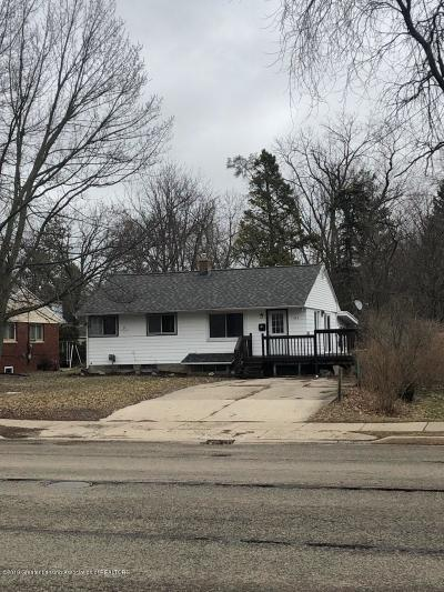 East Lansing Single Family Home For Sale: 502 N Hagadorn Road