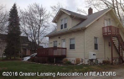 Lansing Multi Family Home For Sale: 2729 N Martin Luther King