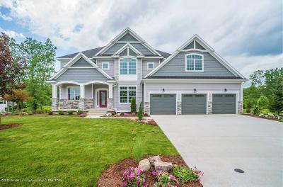 Okemos Single Family Home For Sale: 4420 Glen Eyrie Drive