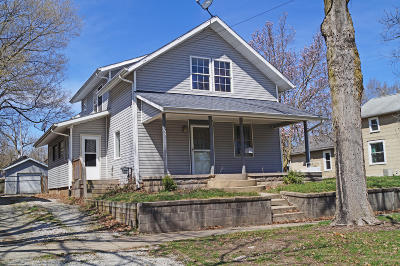 Charlotte Single Family Home For Sale: 333 N Bostwick Street