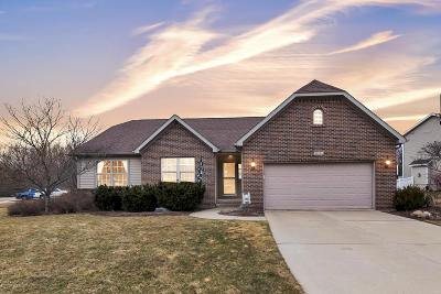 Grand Ledge Single Family Home For Sale: 11553 Gold Fields Drive