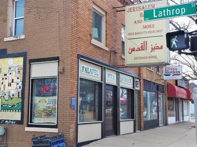 Commercial For Sale: 1456 E Michigan Avenue