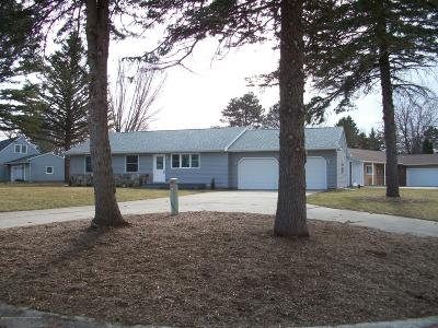Grand Ledge Single Family Home For Sale: 12890 W Greenfield Road