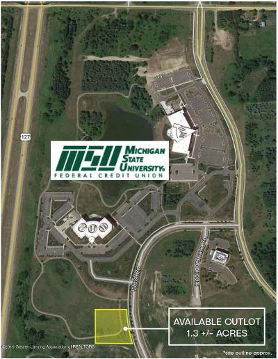 East Lansing Residential Lots & Land For Sale: 3777 West Road