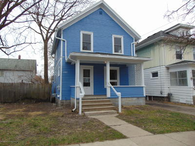 Lansing Single Family Home For Sale: 1707 Maplewood Avenue