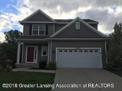 Lansing Single Family Home For Sale: 4031 Watts Lane