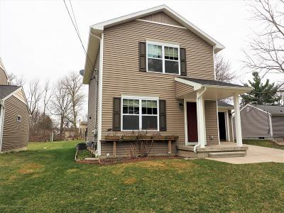 East Lansing Single Family Home For Sale: 1321 Wolf Court