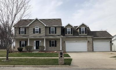 Lansing Single Family Home For Sale: 4120 Ernest Way
