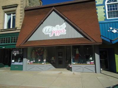 Commercial For Sale: 129 S Cochran Avenue