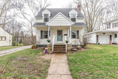Lansing Single Family Home For Sale: 2641 Edgebrook Drive