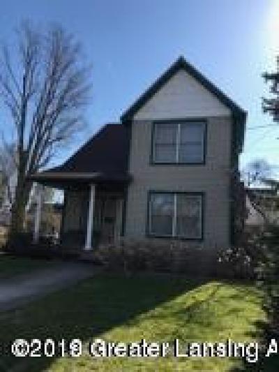 Lansing Single Family Home For Sale: 1032 N Seymour Avenue