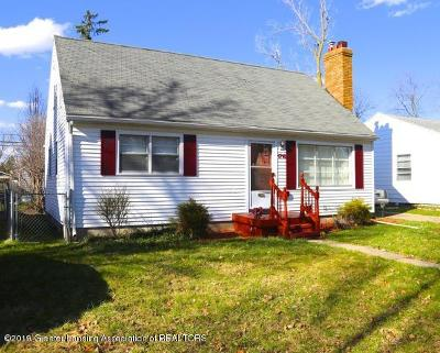 Lansing Single Family Home For Sale: 1710 W Rundle Avenue