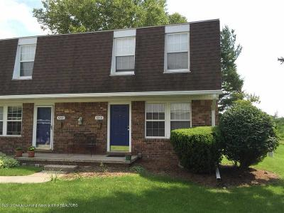 Lansing Condo/Townhouse For Sale: 6210 Beechfield Drive