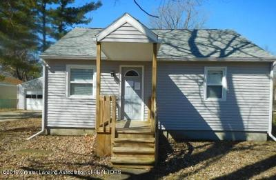 Lansing Single Family Home For Sale: 2828 S Catherine Street