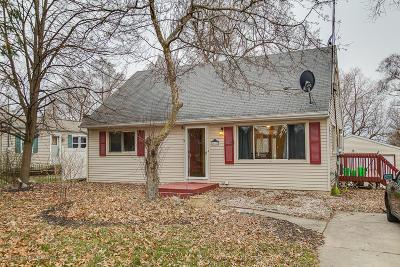 Dewitt Single Family Home For Sale: 507 N Bridge Street