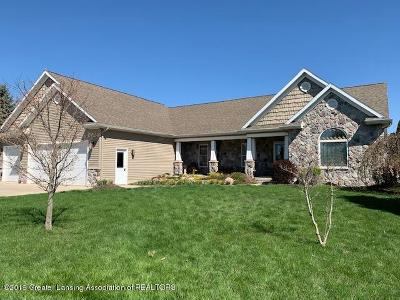 St. Johns Single Family Home Active Backup: 4267 E Colony Road
