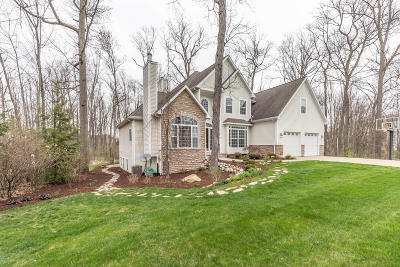 East Lansing Single Family Home For Sale: 6709 English Oak Drive