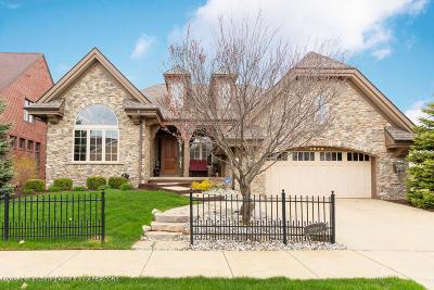 Okemos Single Family Home For Sale: 2824 Kittansett Drive