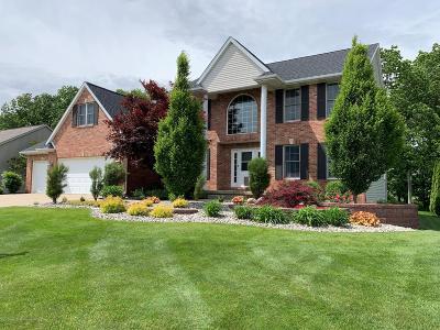 Dewitt Single Family Home For Sale: 3150 Crofton Drive