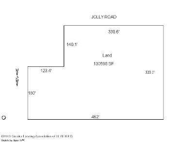 Lansing Residential Lots & Land For Sale: W Jolly Road