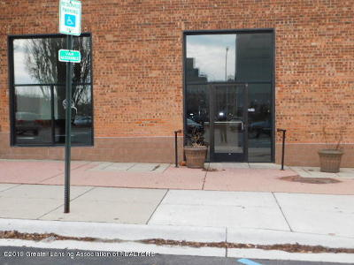 Commercial Lease For Lease: 133 W Michigan Avenue #B