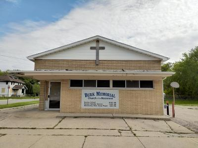 Commercial For Sale: 1022 Atwater Street