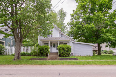 Grand Ledge Single Family Home For Sale: 345 W Jefferson Street