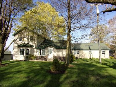 Webberville Single Family Home For Sale: 1950 N Elm Road