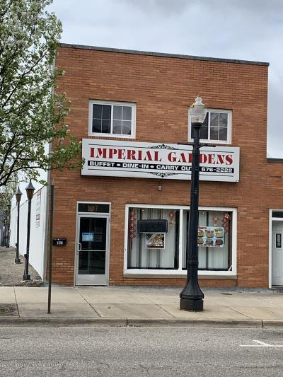 Commercial For Sale: 147 W Maple Street