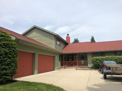 Lansing Single Family Home For Sale: 2698 Moreno Drive
