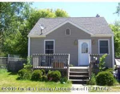 Lansing Single Family Home For Sale: 2508 Gary Avenue