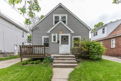 Lansing Single Family Home For Sale: 1201 Cooper Avenue