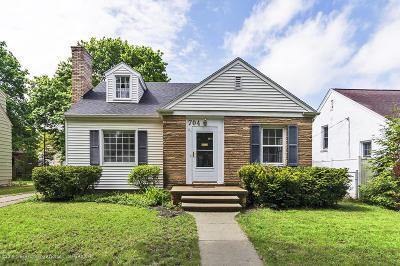 East Lansing Single Family Home For Sale: 704 Beech Street