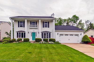 Haslett Single Family Home For Sale: 5778 Whisperwood