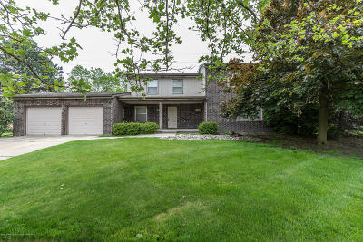 East Lansing Multi Family Home For Sale: 601-603 Woodingham Drive