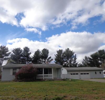 Haslett Single Family Home For Sale: 6409 Shoeman Road