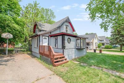 Holt Single Family Home For Sale: 4212 Holt Road