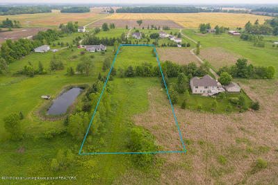 Dewitt Residential Lots & Land For Sale: 4975 W Cutler Road