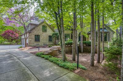 Okemos Single Family Home For Sale: 1785 Yosemite Drive